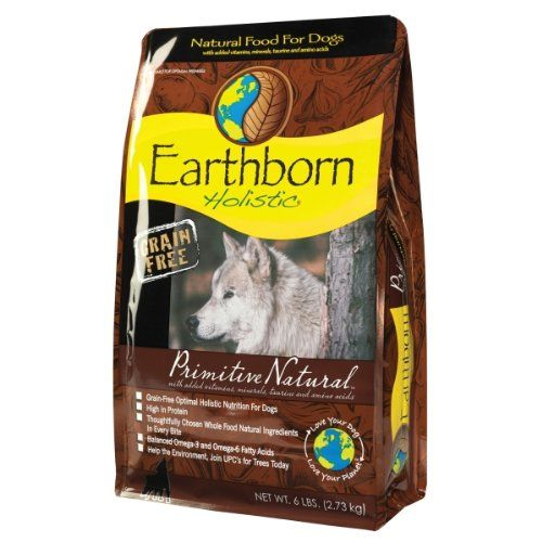 Earthborn Holistic Primitive Natural Dog Food Pack Of 5 Check