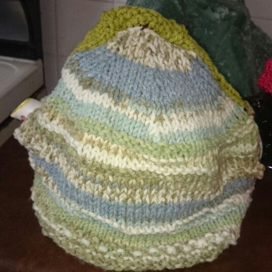 Lovely green tea cosy