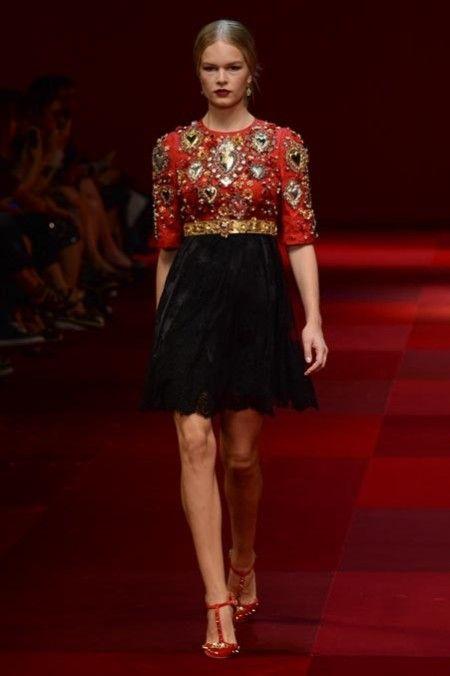 Dolce & Gabbana Spring 2015 RTW – Runway – Vogue