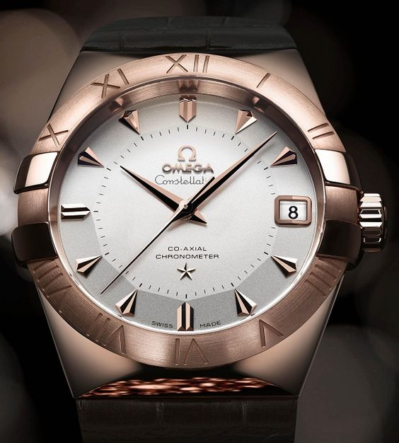 Omega Sedna Gold And Sochi Games Limited Edition Watches Announced Pre-Basel 2013