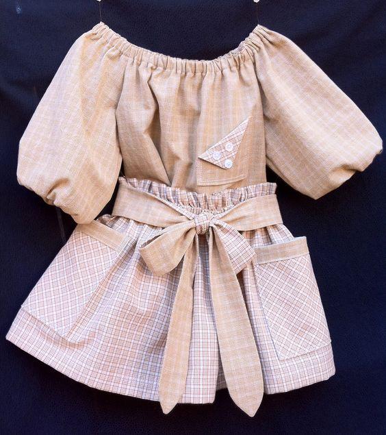 Children Clothing Girls Vintage Look Khaki Skirt by AlexAndRiaBaby: Children S Clothing, Iph Girlsroom, Khaki Skirt, Girls Vintage, Girl S Fashion, Clothing Girls, Children Clothing, Kids Clothing