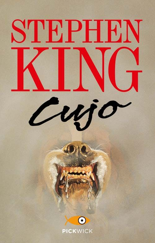 An analysis of the book cujo by stephen king