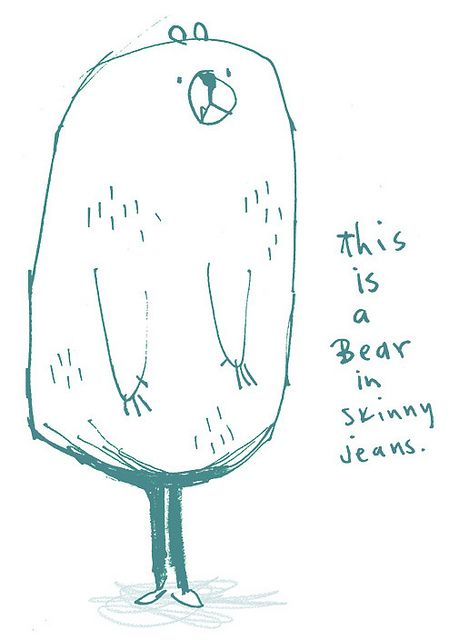 Image result for skinny jeans comic