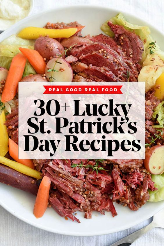 30+ Lucky St. Patrick's Day Recipes | foodiecrush.com