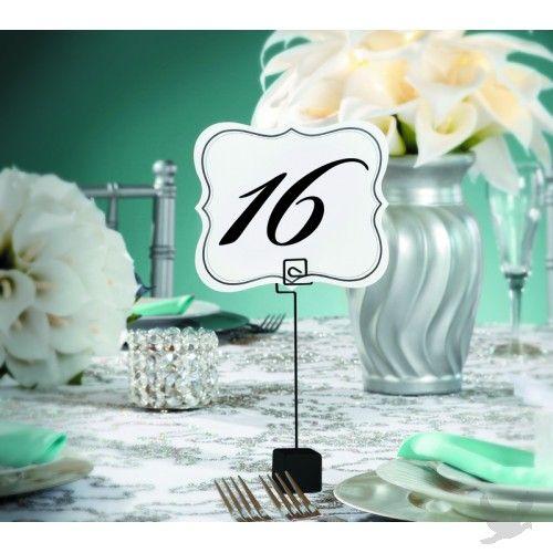 David Tutera Wedding Centerpiece Ideas: Table Numbers, David Tutera And Numbers On Pinterest