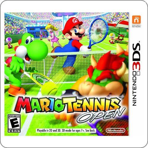 3DS Mario Tennis Open R$134.90