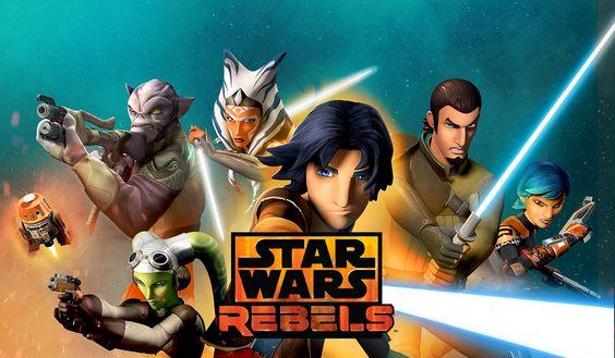 Star Wars Rebels: Lo Mejor de Star Wars en más de 30 años