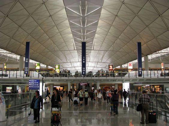 Hong kong international airport terminal 1  09