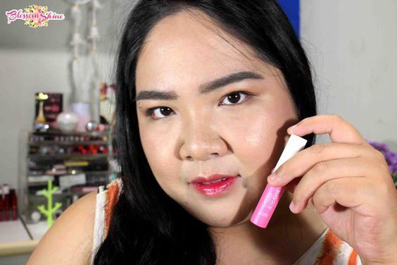 Ombre Lips - Wardah Cheek And Liptint Shade 02 - My Baerry!