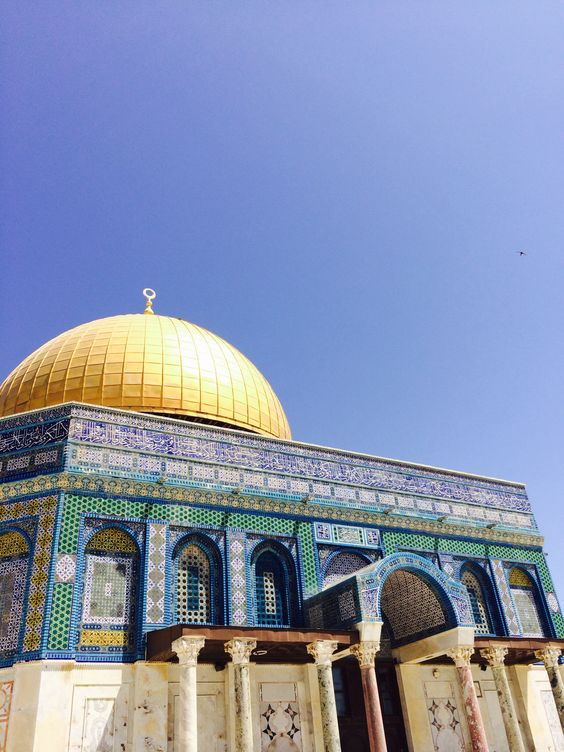 Jerusalem Dome of rock