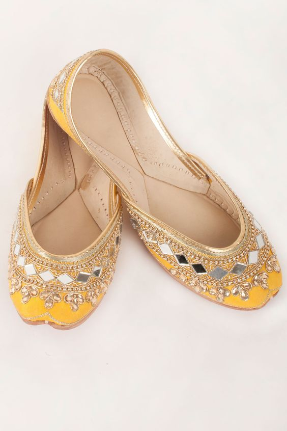 shoes, Indian shoes