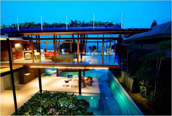 Amazing Aquatic House
