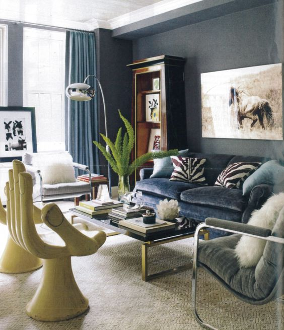 Eclectic.  Pinned by Cate@ www.lumitrix.com