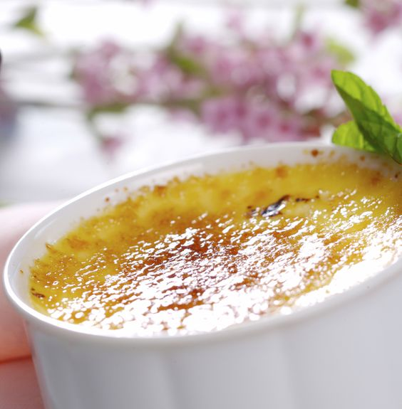 Creme brulee | french things ahhhhhh | Pinterest | Creme Brulee ...
