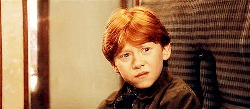 Ils prétendent toujours être des grands fans des films. | 34 motifs de rupture pour tout fan de «Harry Potter»