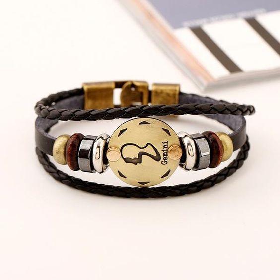 Gratuit - Bracelet avec votre signe astral