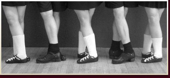 Irish Dance - soft shoe, hard shoe...