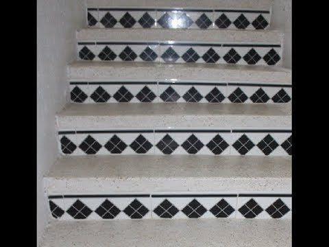 موديلات زليج الدرج والسلالم الداخلية في ديكورات المنزل Youtube Home Decor Decor Home