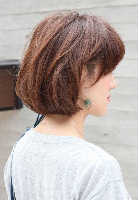 short haircuts from the back view side view of bob hairstyle bob 5236 | bd1b8c4a5ff0574b546cbae490c36dc4