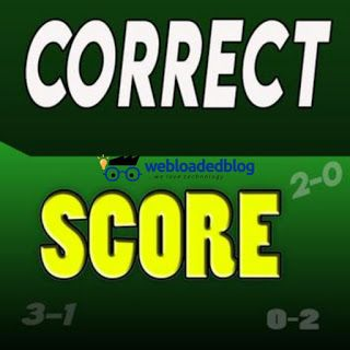 Tomorrow match correct score betting bet tv on cable