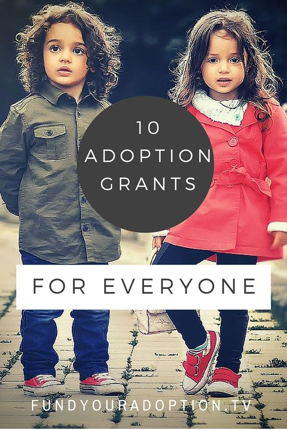10 Adoption Grants For Every Background and Lifestyle