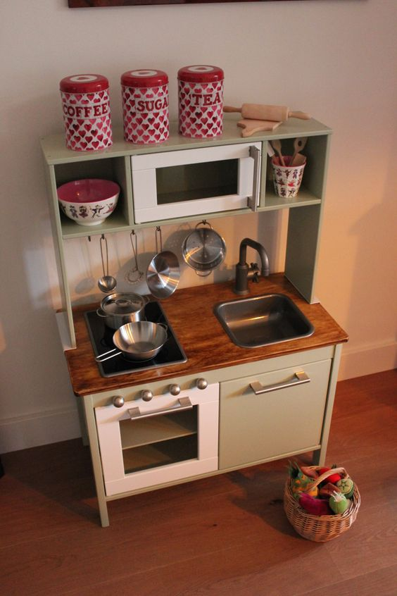 Ikea Keuken Pimpen : IKEA Toddler Kitchen