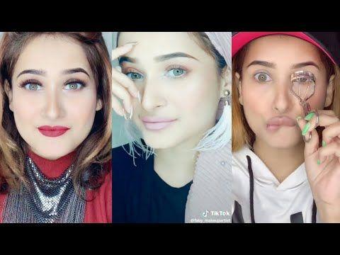 Makeup Queen Faby Makeup Artists New Tiktok Musically Video 2019 Faby Hijab Tutorial Video Hijab Tutorial Video Hijab Makeup Artist