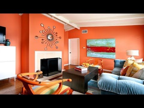 Living Room Color Ideas 45 Best Wall Paint Colour Combination 2019 Youtube Living Room Orange Room Color Combination Living Room Colors