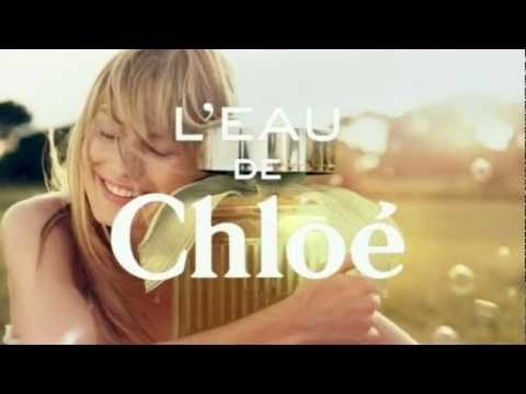 The New L'Eau de Chloé Ad Has Us Aching For Spring birch.ly/y6F5z9