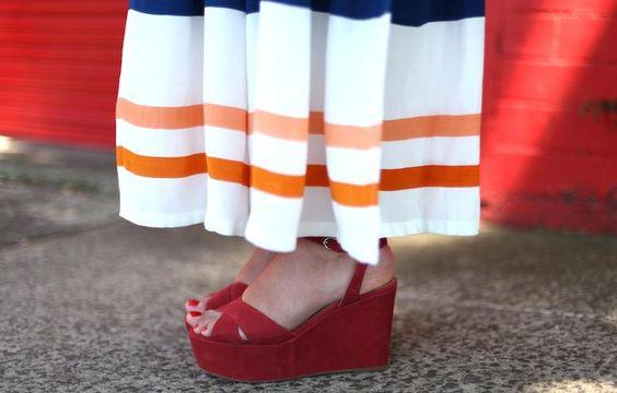i need platform sandals!