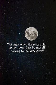 My bed is faced towards a large open window at the top of my roof, the moonlight and stars beam onto my face every night