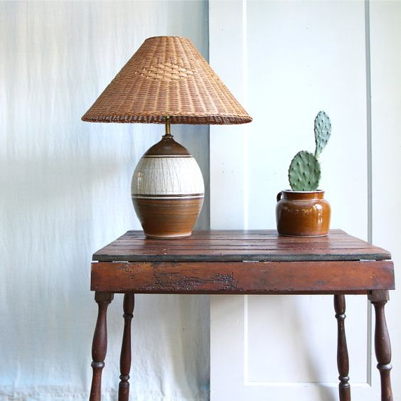 Rustic Kitchen Table Lights: Lamps, Rustic And Tables On Pinterest