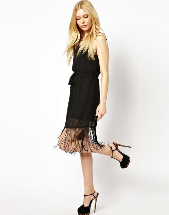 inspiration  flapper dress