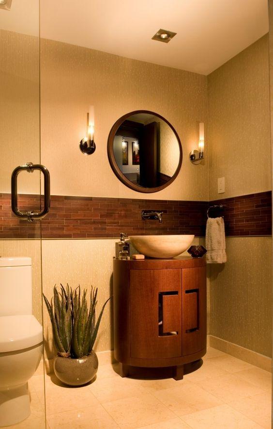Studios condo interior design and powder on pinterest for Studio condo design ideas