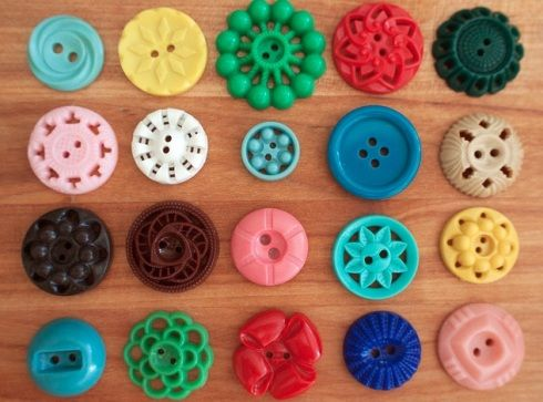 Lovely buttons
