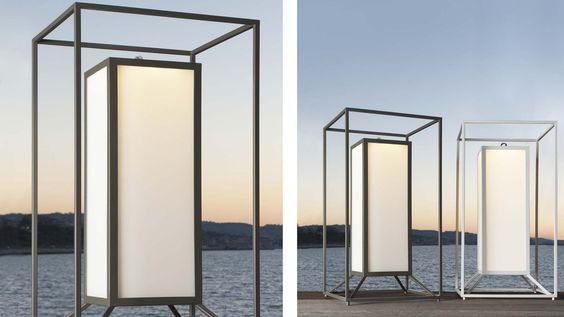 Lampe d 39 ext rieur design pour terrasse talenti for Lampe exterieur pour terrasse