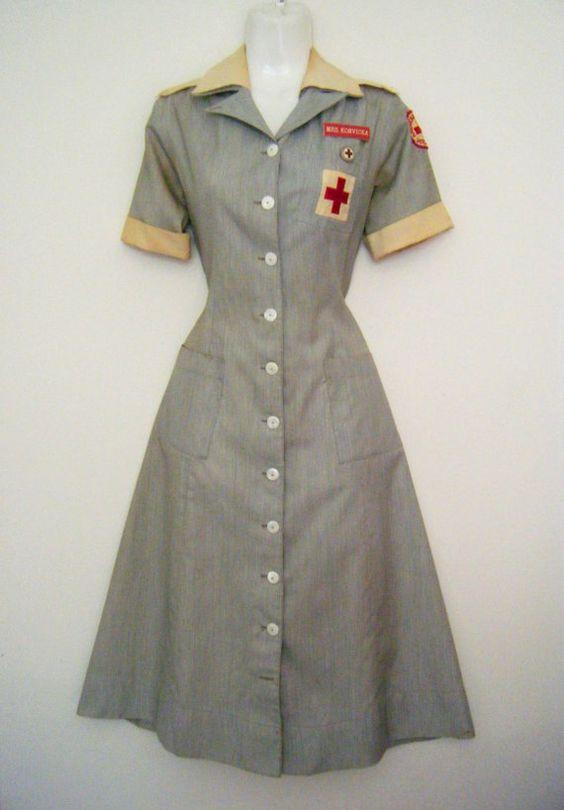 original nurse outfit costume fits