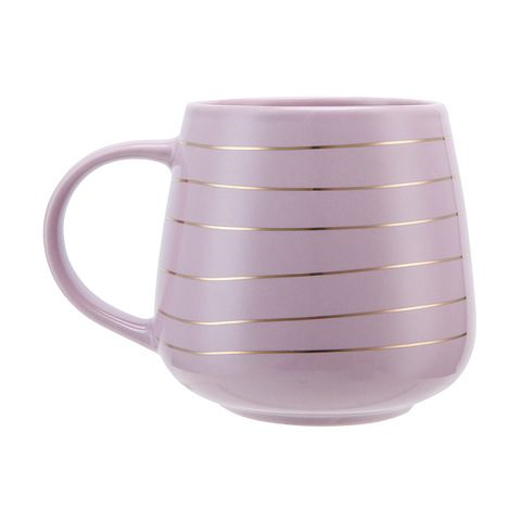 Gold Stripe Mug Purple Kmart Mugs Gold Stripes Cool Mugs