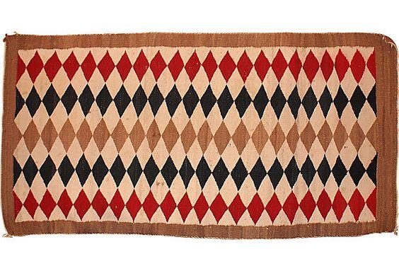 Navajo Kilim-1910