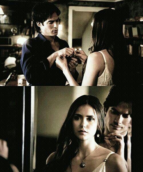 Damon&Elena