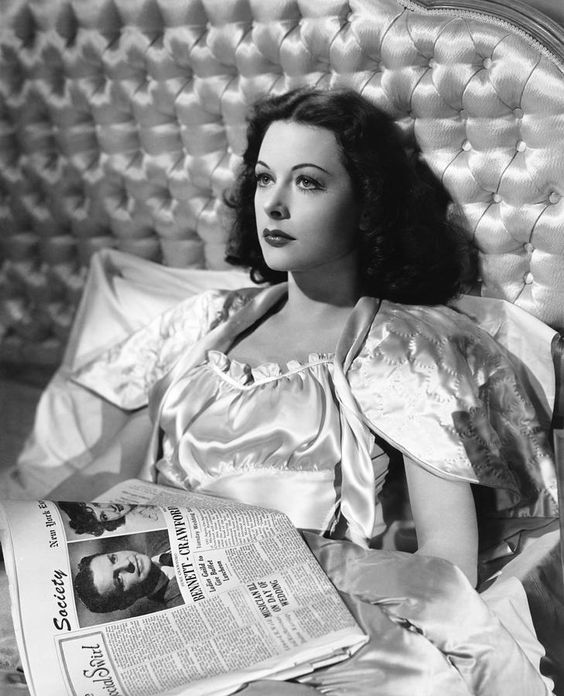 Lets Live A Little, Hedy Lamarr, 1948 Photograph