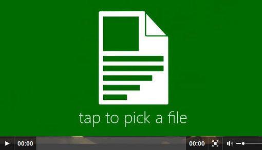 Tile a File. Crea Tiles o accesos directos Metro de cualquier archivo en Windows 8