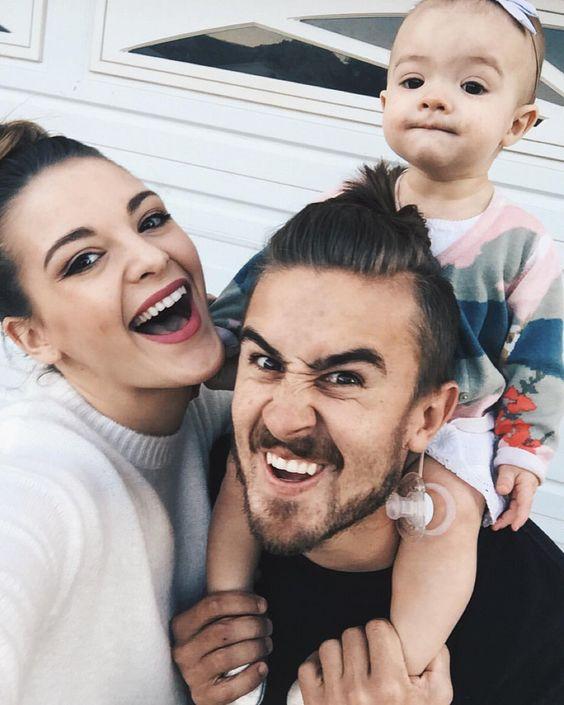 Family selfie | Shop. Rent. Consign. MotherhoodCloset.com Maternity Consignment