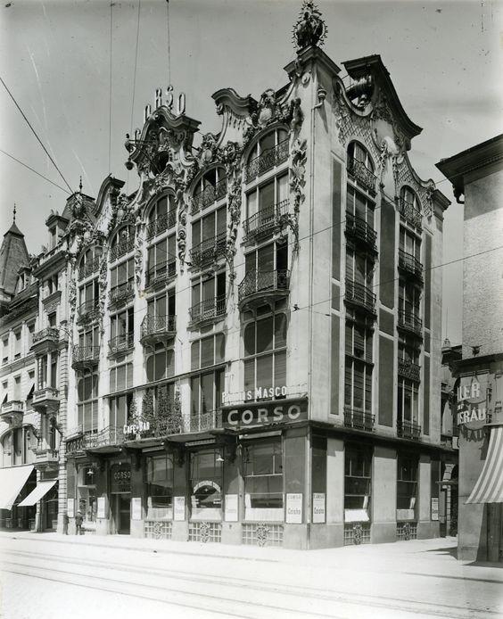 Mascotte / Corso – Zürich - Salon Morpheus