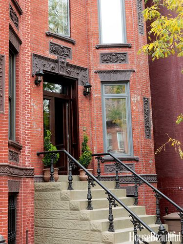 Townhouse Townhouse Exterior And Brooklyn On Pinterest