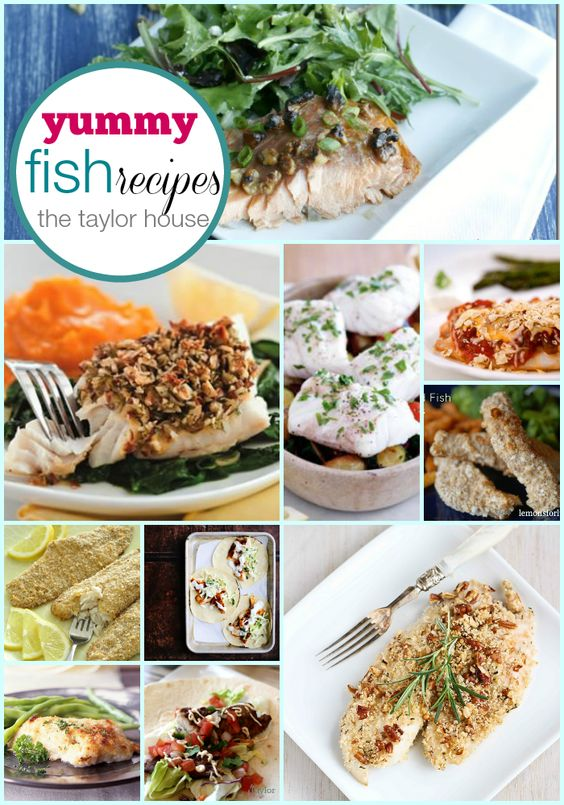 Yummy Fish Recipes!