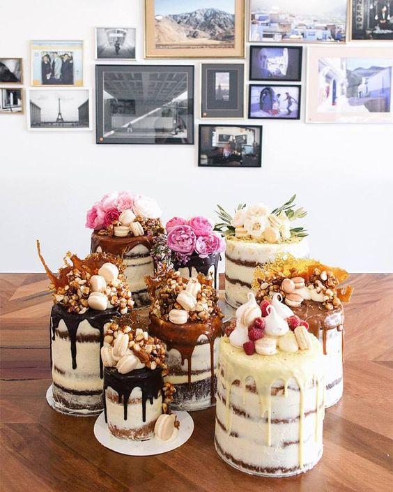 Tome Coffee Shop Wedding Cake Sunshine Coast Brisbane