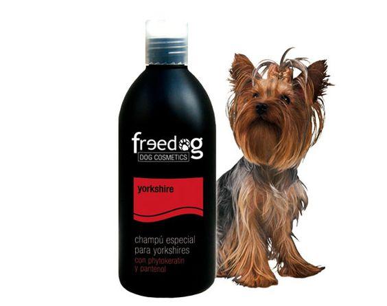 My Factory shampoo cani piccola taglia Freedog. Shampoo professionale indicato per cani di piccola taglia o a pelo lungo tipo yorky. Grazie al suo contenuto di Fitocheratina e vitamine idrata il pelo del tuo cane, lasciandolo morbido e lucido, favorendo una crescita corretta e sana.