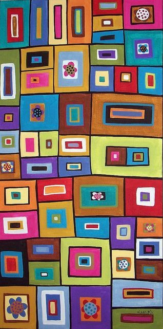 SquaresAbstract1 by karlagerard, via Flickr