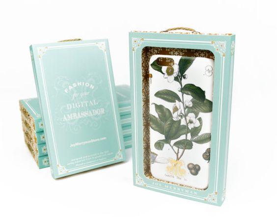 Tea Botanical iPhone 6 Case Tea iPhone 5S Case by JoyMerrymanStore